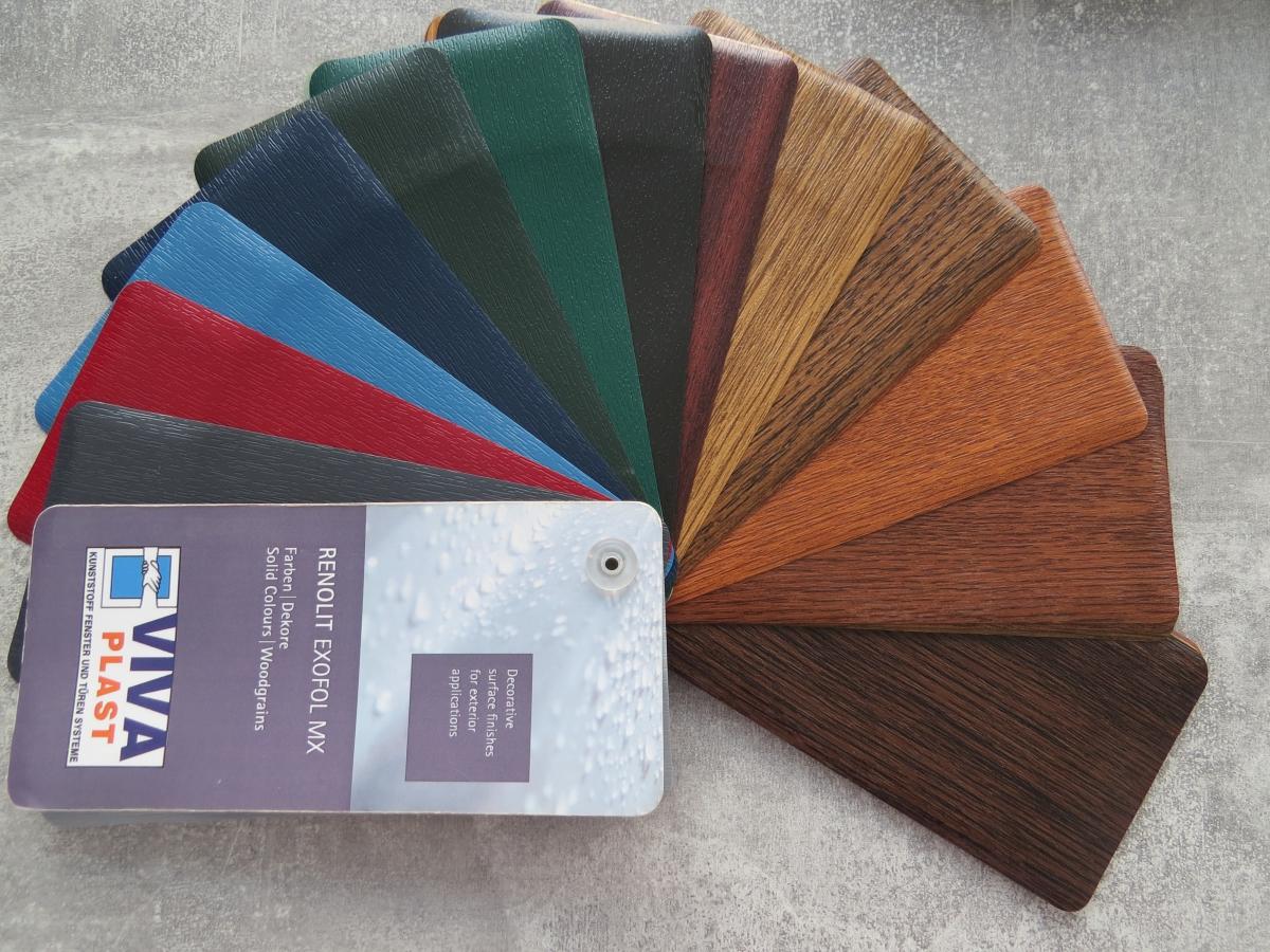 Viva plast wooden colours - Viva Plast 85 7